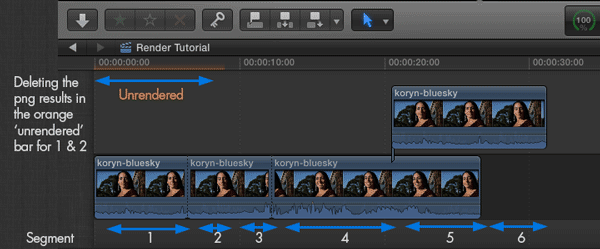 FCP does not render per track