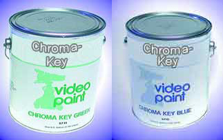 Other Chromakey Materials
