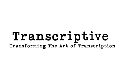 Transcriptive Tutorial