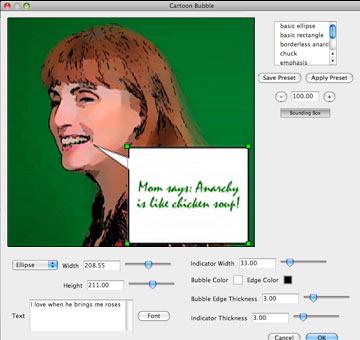 Digital Anarchy :: Cartoon Bubble for Adobe Photoshop